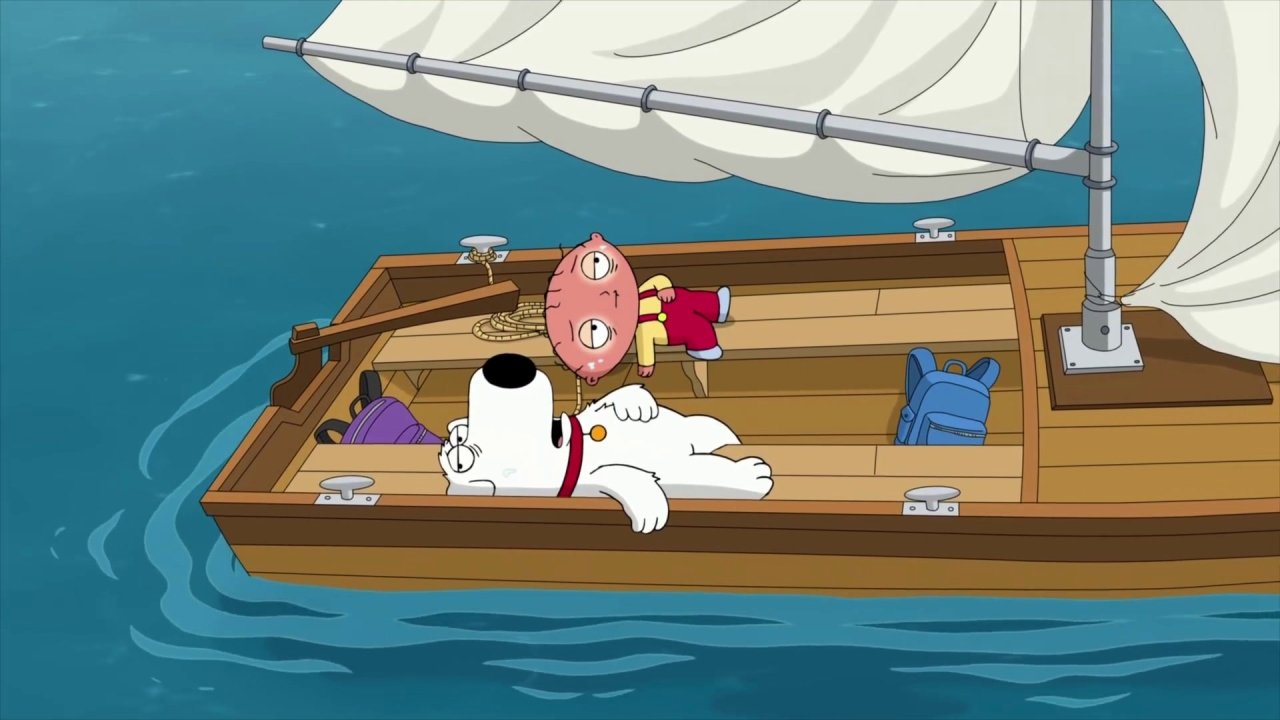 Family Guy: Island Adventure
