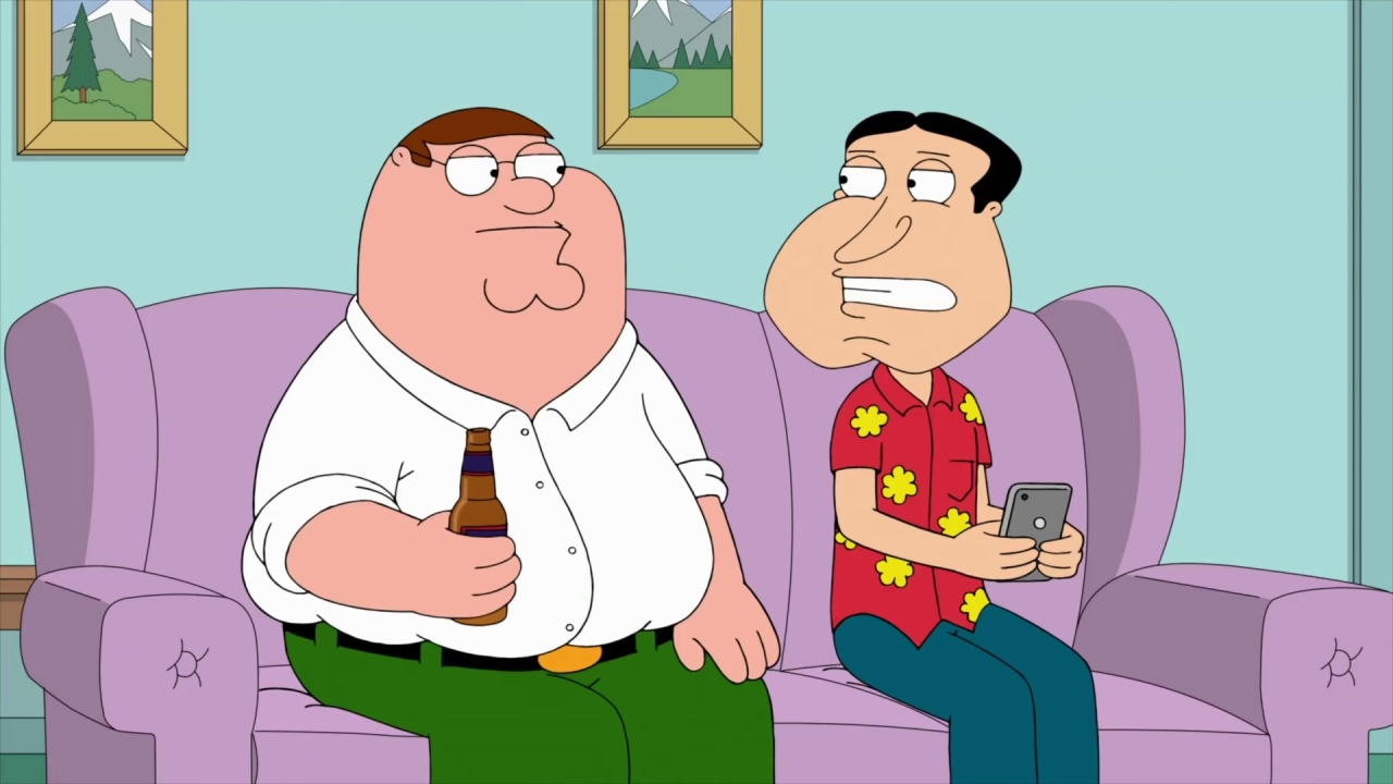 Family Guy: Quagmire Asks Lois For Dating Advice