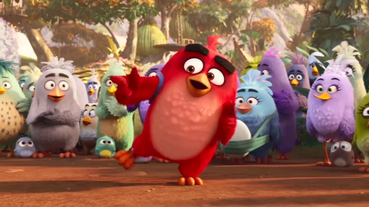 The Angry Birds Movie 2 (International Trailer 1)