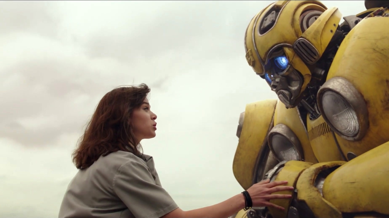 Bumblebee: New Bee Hind The Scenes
