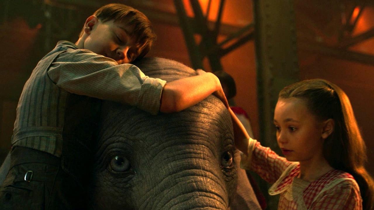 Dumbo: Big Top Performers (Featurette)