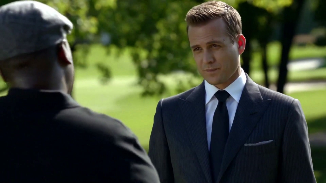 Suits: Harvey Fails To Negotiate With Zane On The Golf Course