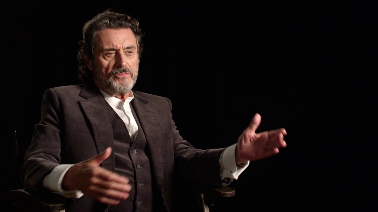 Hellboy: Ian McShane On The Story