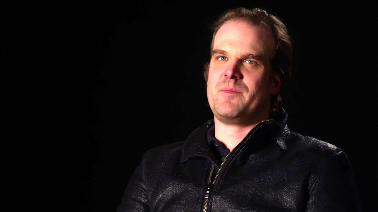 Hellboy: David Harbour On The Script