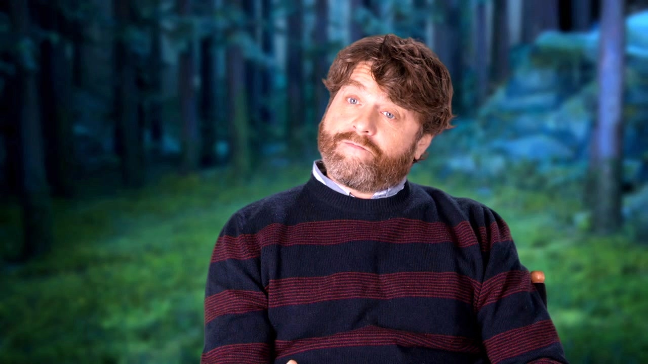 Missing Link: Zach Galifianakis On His Character 'Mr. Link'