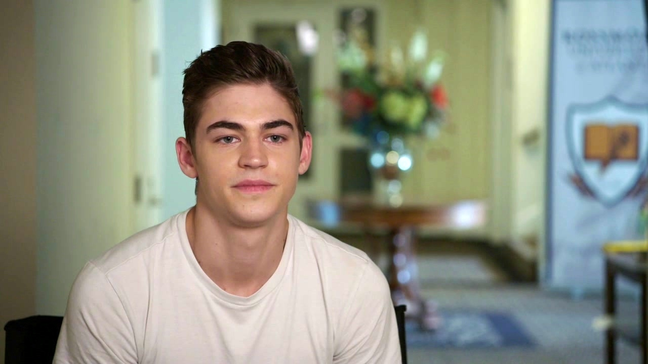 After: Hero Fiennes Tiffin On His Character 'Hardin Scott'