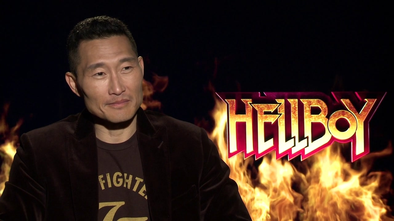 Hellboy: Daniel Dae Kim On Seeing The Movie On The Big Screen