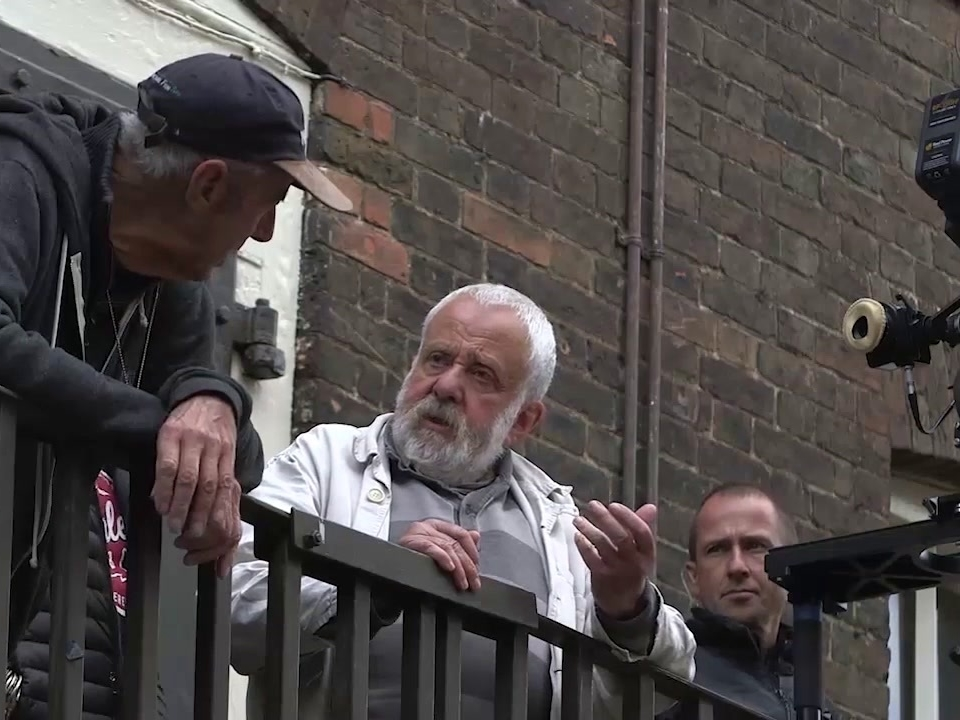 Peterloo: Working With Mike Leigh (US Featurette)