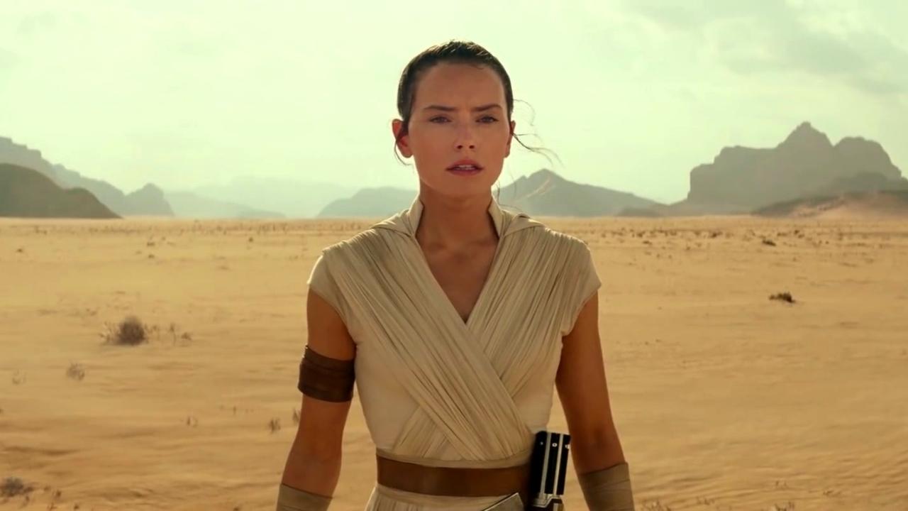 Star Wars: The Rise Of Skywalker (UK Trailer 1)