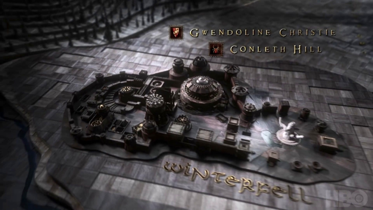 Games of Thrones: Opening Credits