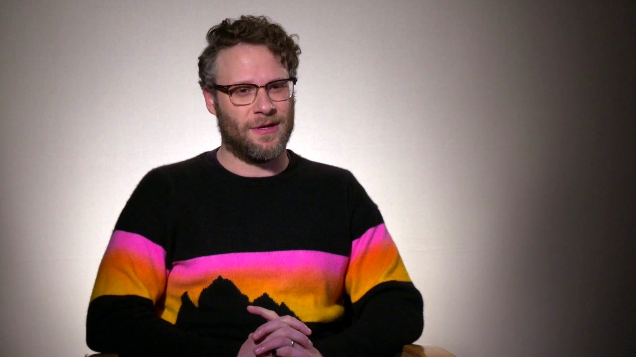 Long Shot: Seth Rogen On Casting Charlize Theron As 'Charlotte'