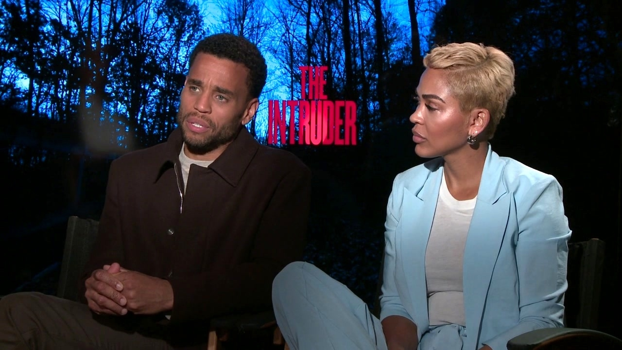 The Intruder: Michael Ealy & Meagan Good On What The Film Is About