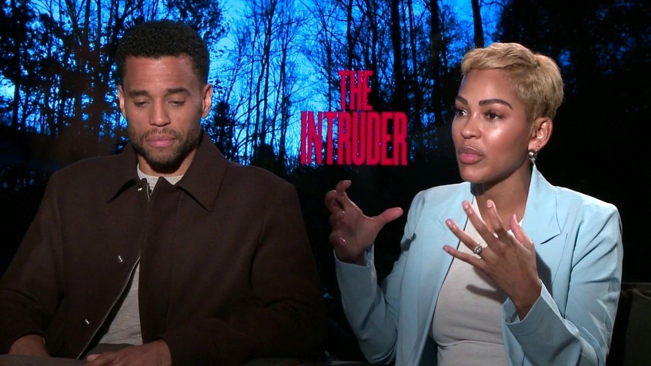 The Intruder: Michael Ealy & Meagan Good On Independent Filmmaking