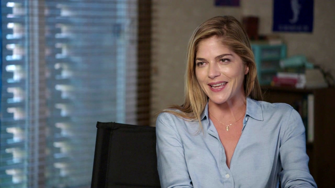After: Selma Blair On Her Character 'Carol Young'