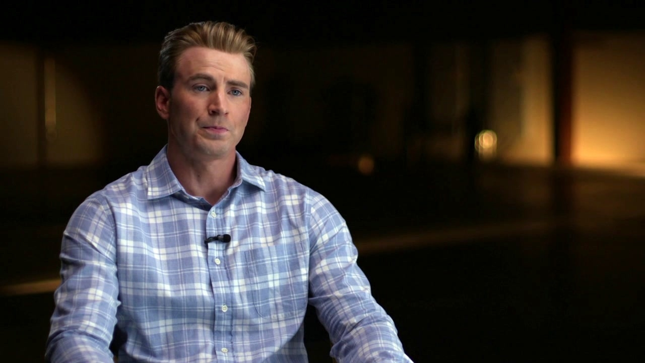 Avengers: Endgame: Chris Evans On Cap's Story Arc