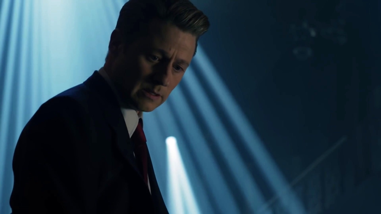 Gotham: Be There For The End of Gotham