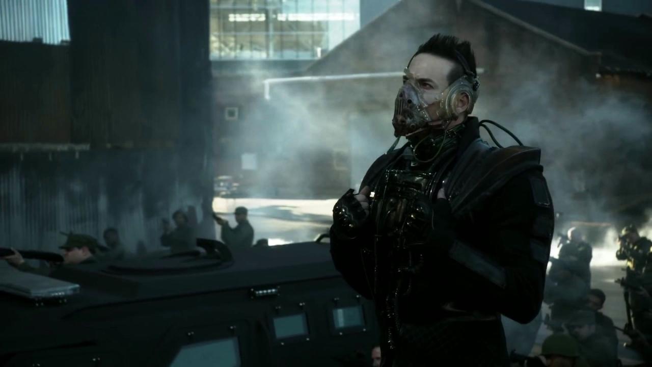 Gotham: Bane & Gordon Face Off At The Wall