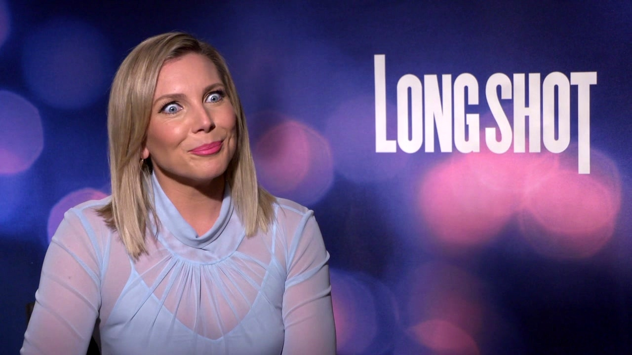 Long Shot: June Diane Raphael On Her Reaction To The Script