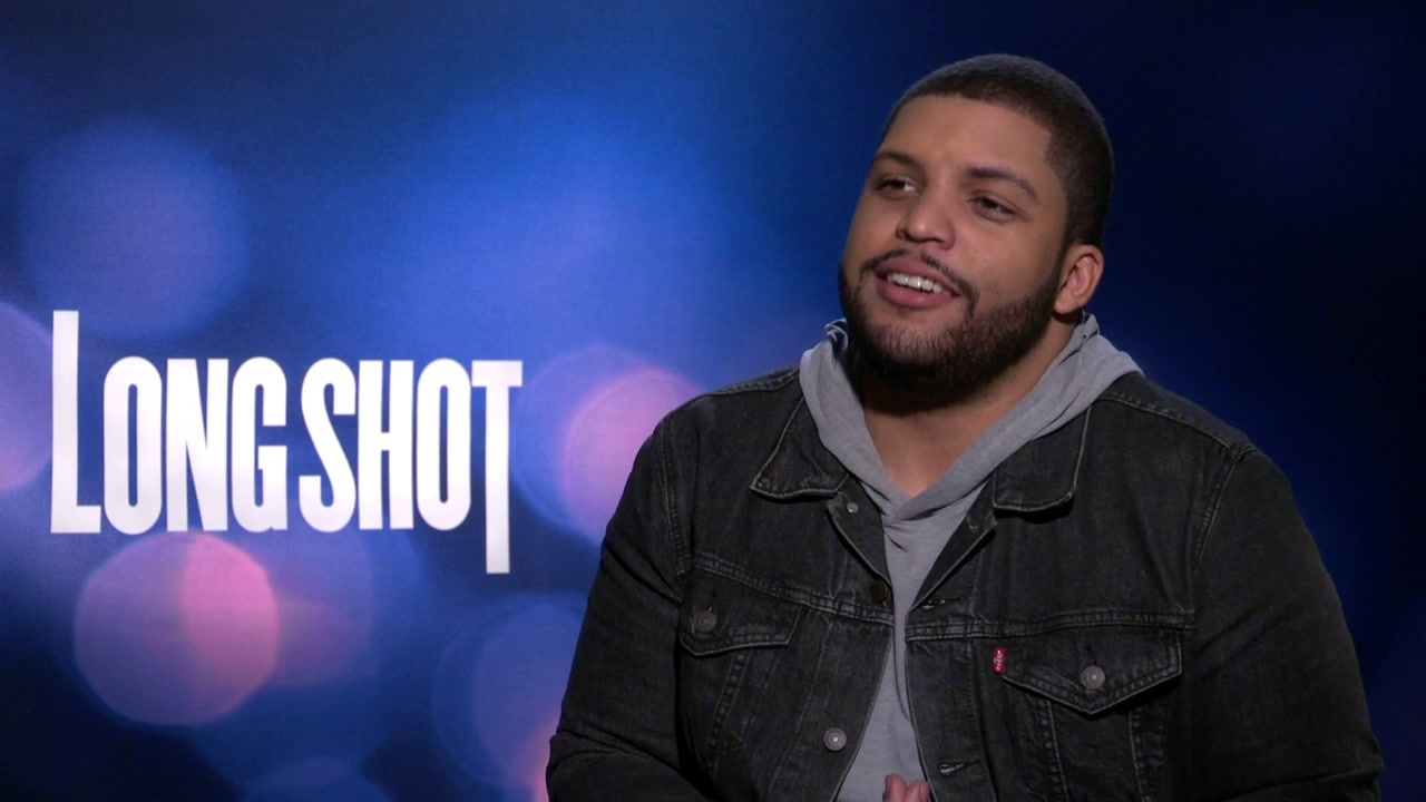 Long Shot: O'shea Jackson Jr. On How He Became Involved With The Project