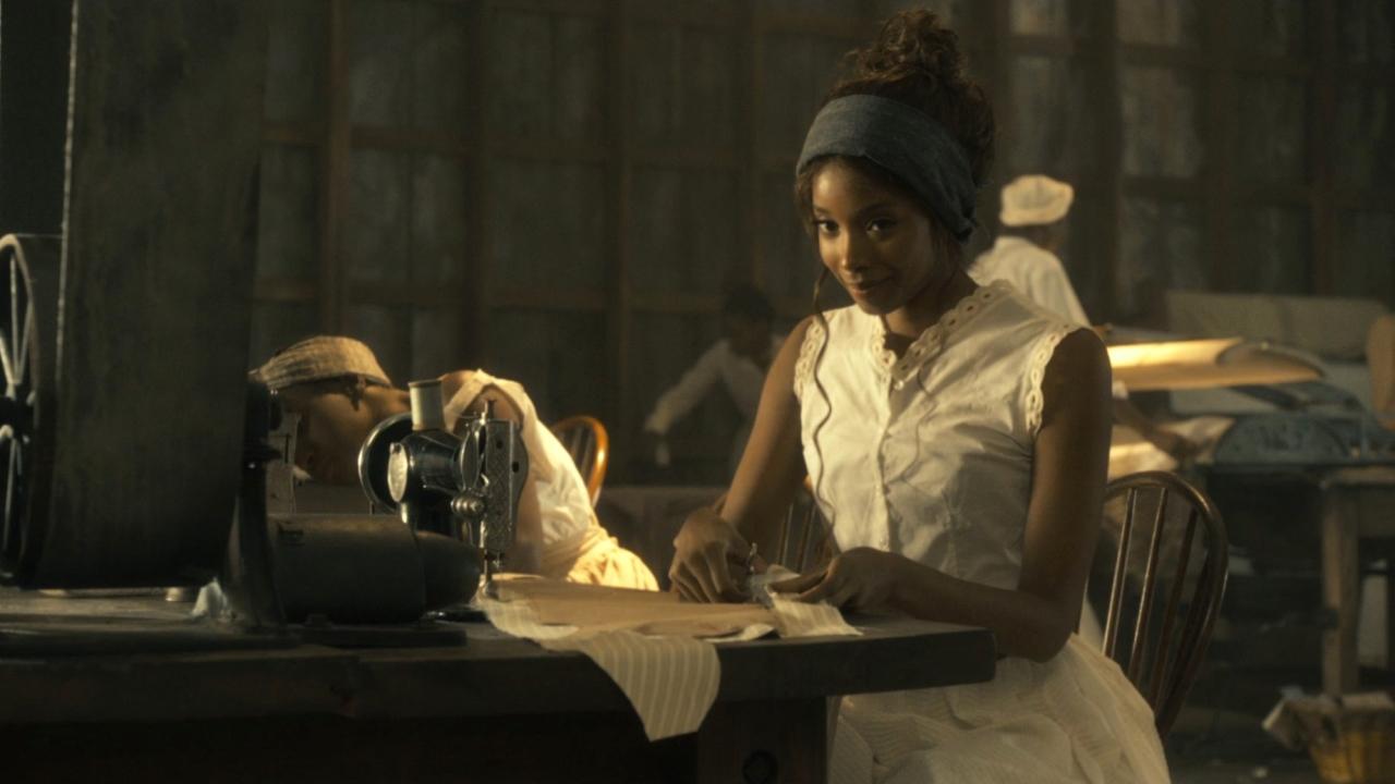 Bolden: Seamstress Dance