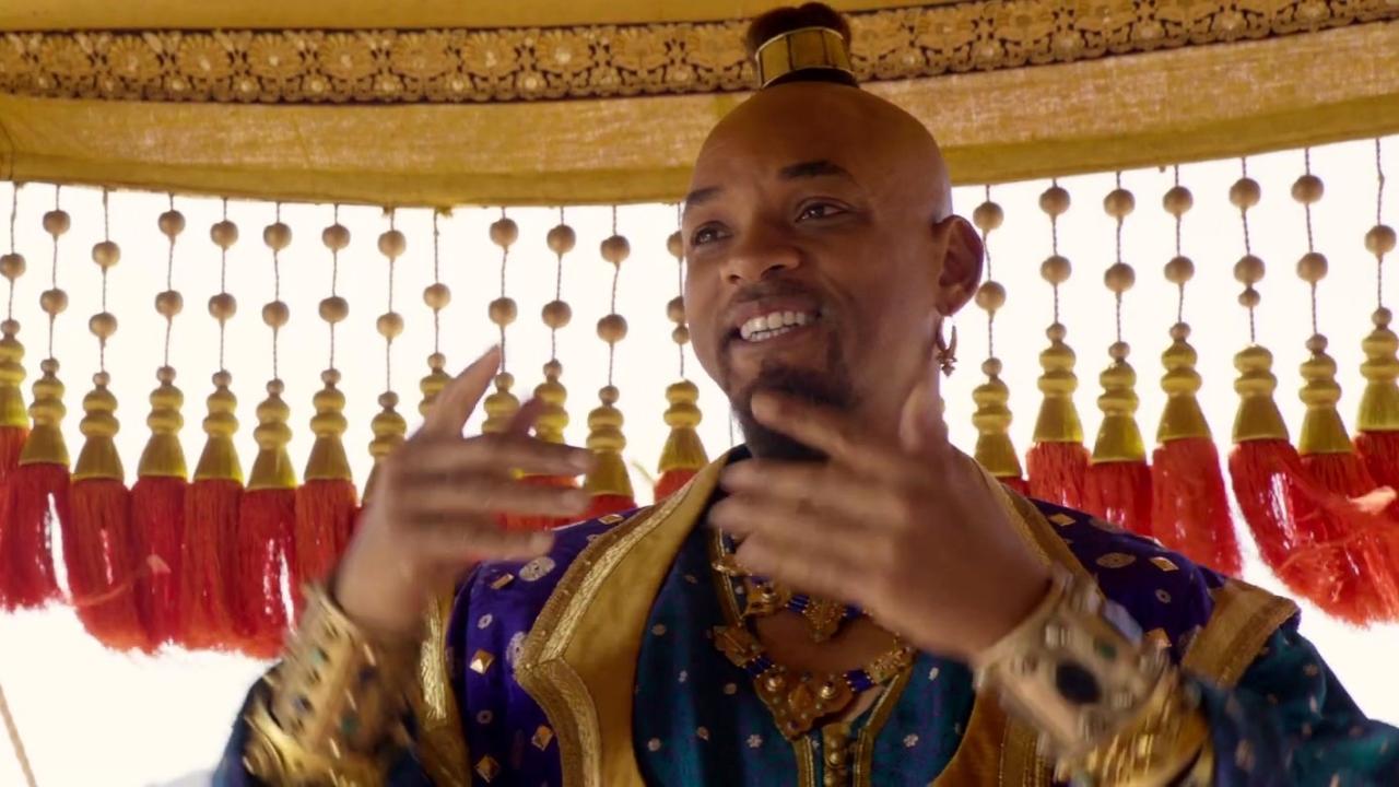 Aladdin: Connection (TV Spot)