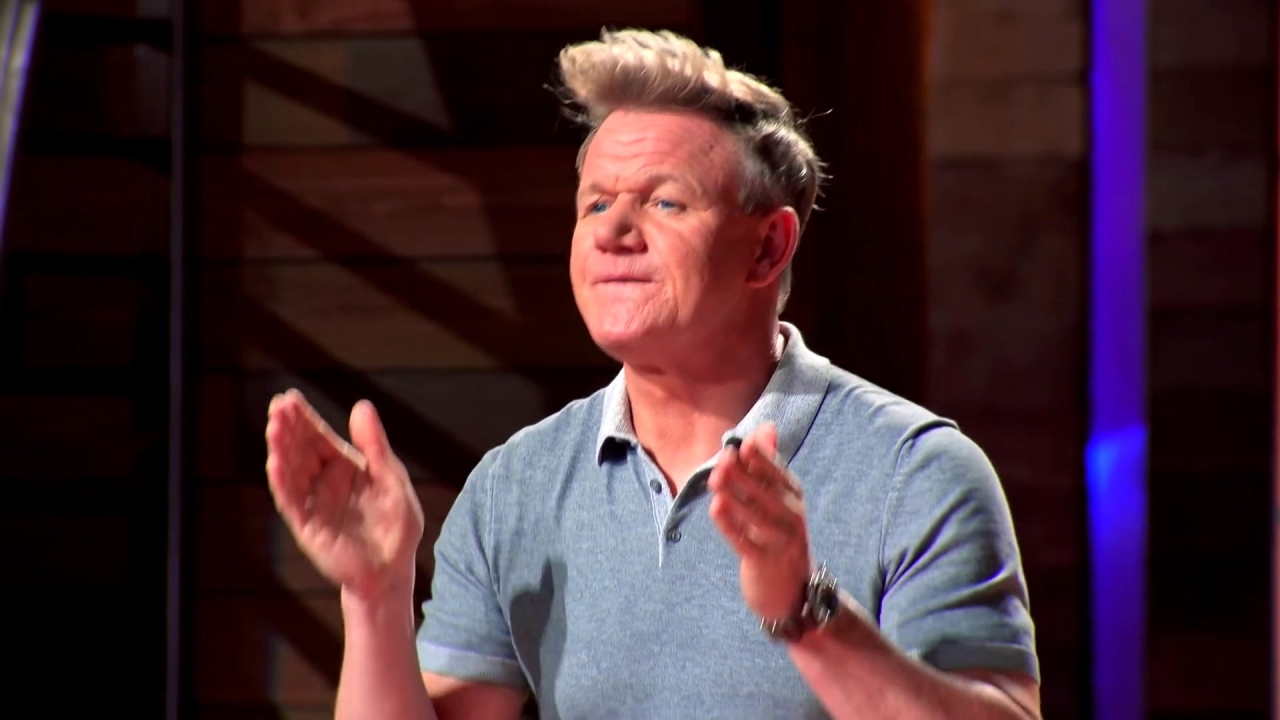 Masterchef Junior: Gordon Introduces Special Guests To The Kitchen