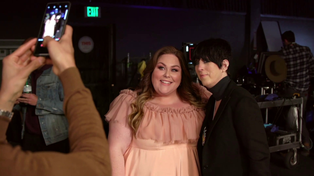 Breakthrough: Behind The Scenes: Chrissy Metz 'I'm Standing With You'