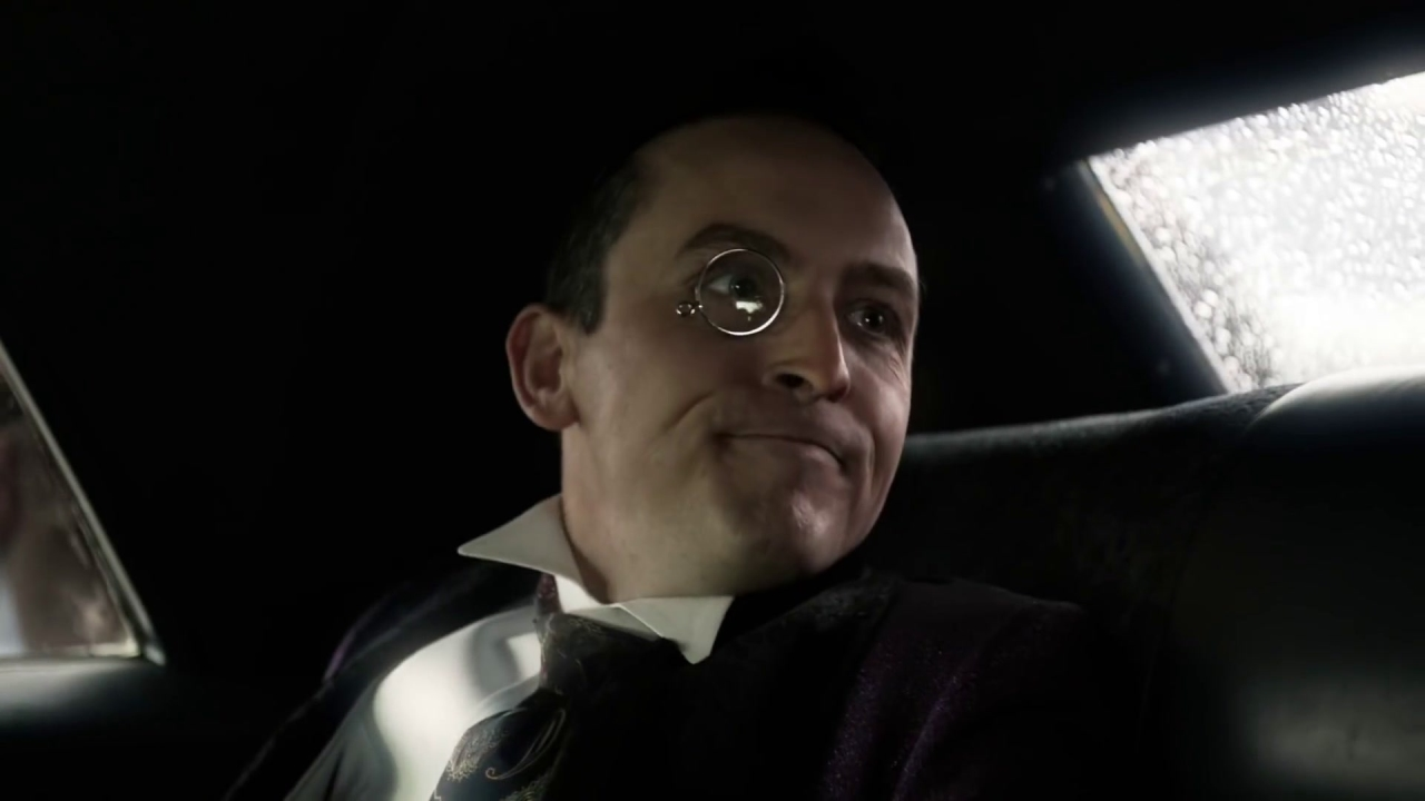 Gotham: Oswald Is Free From Prison