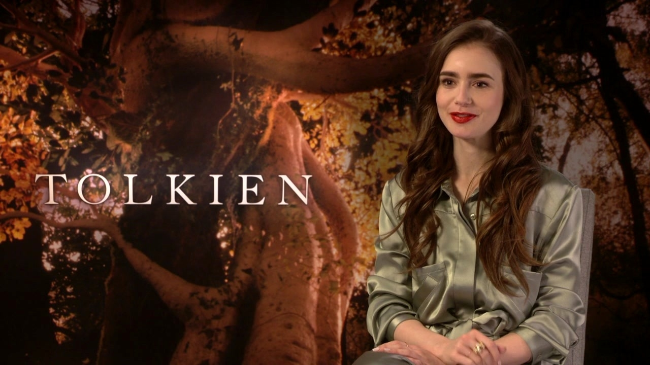 Tolkien: Lily Collins On Why She Chose This Project