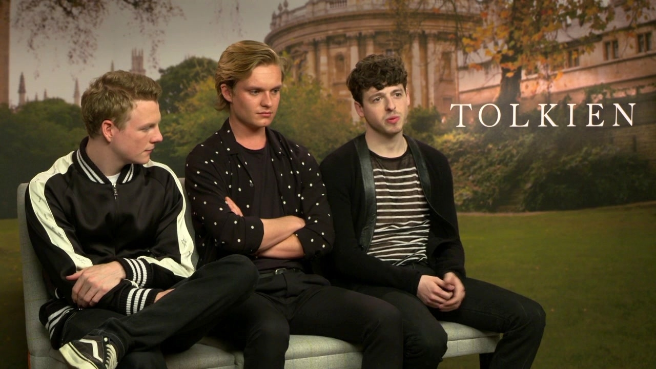 Tolkien: Anthony Boyle On Why It's Important For The Audience To Know About Tolkien's Early Life