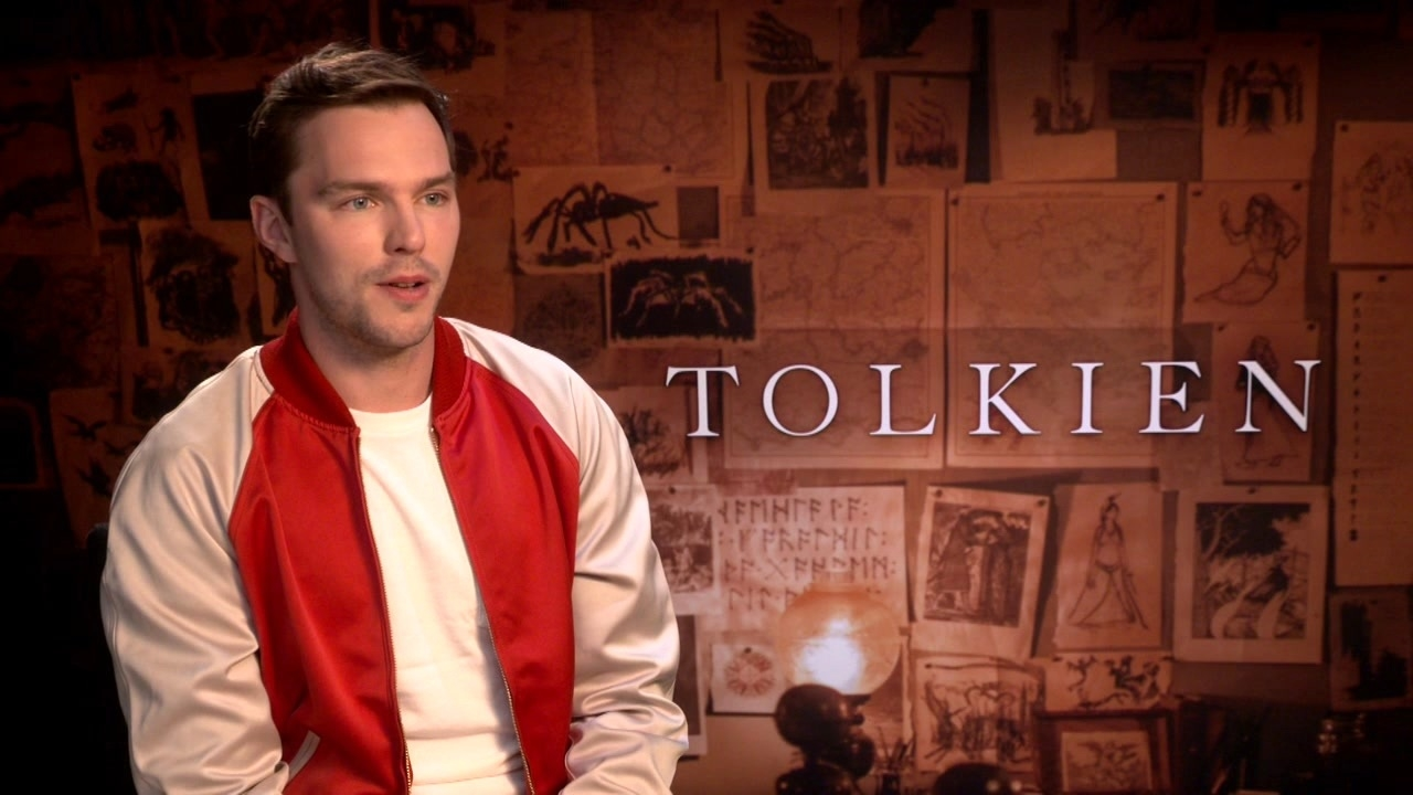 Tolkien: Nicholas Hoult On Getting Involved With The Project