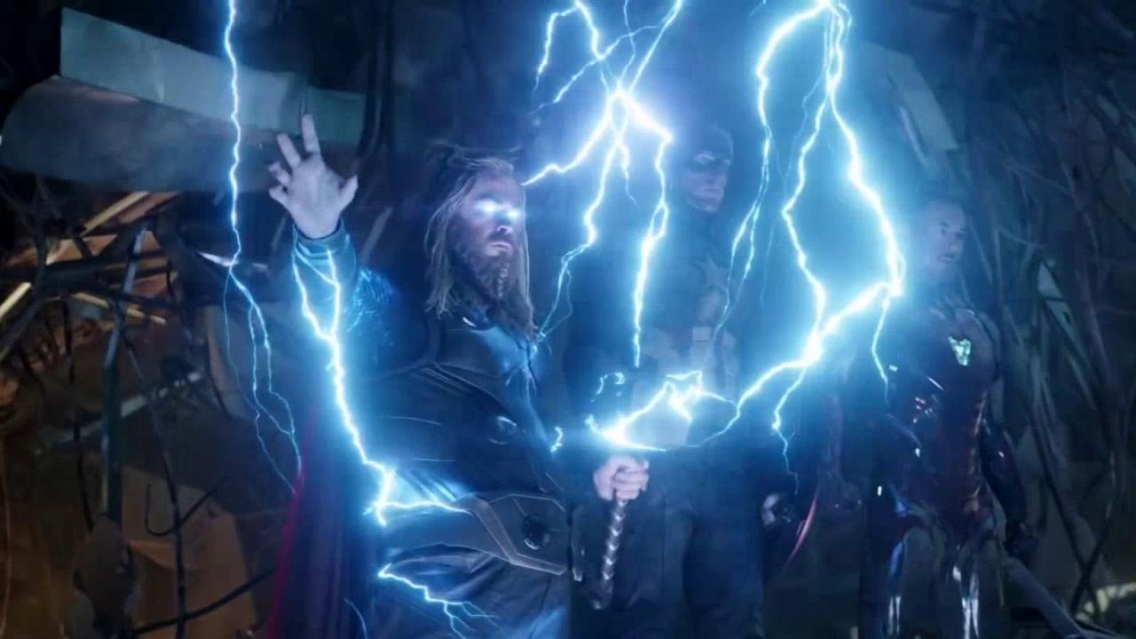 Avengers: Endgame: Blitz Number 1 (Spot)