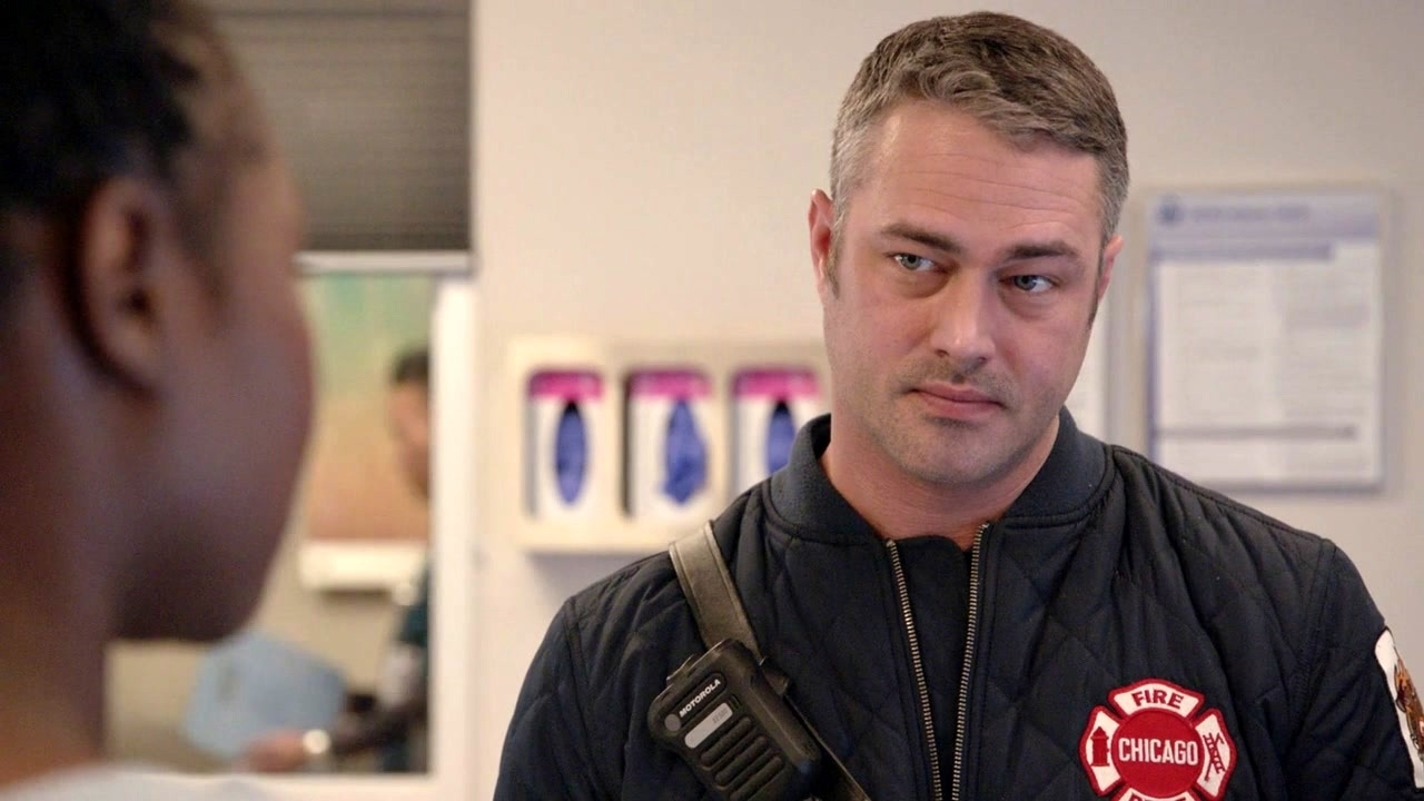 Chicago Fire: Try Like Hell