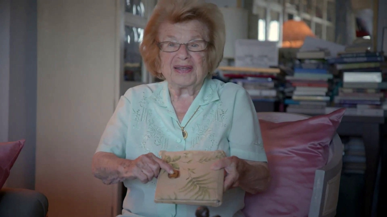Ask Dr. Ruth: Diary