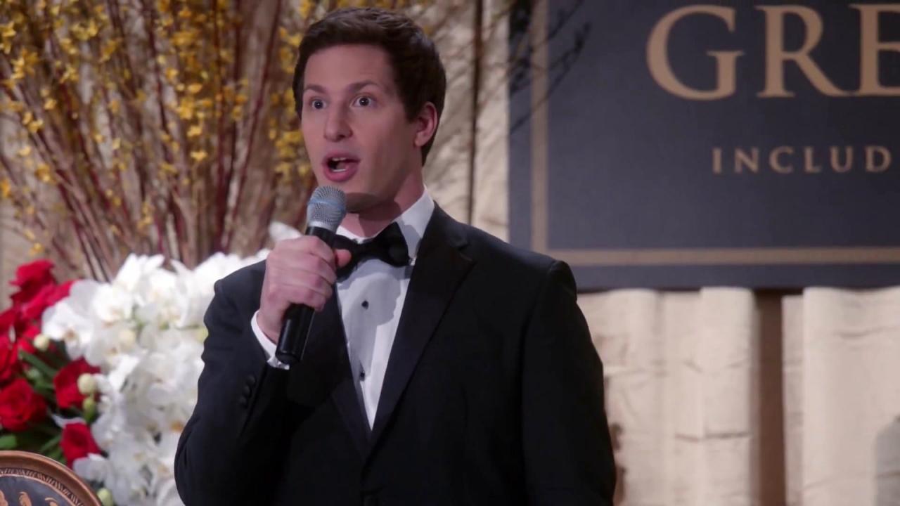 Brooklyn Nine-Nine: Adam Sandler Plays Himself