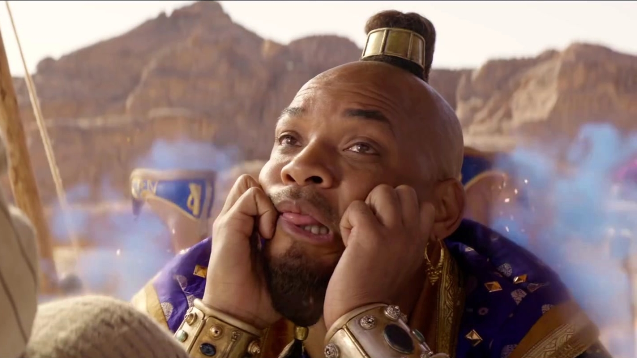 Aladdin: I Wish To Become A Prince