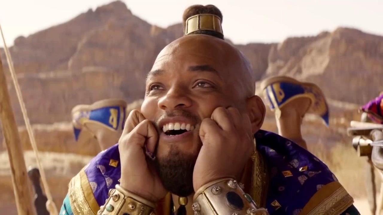 Aladdin: Wingman (TV Spot)