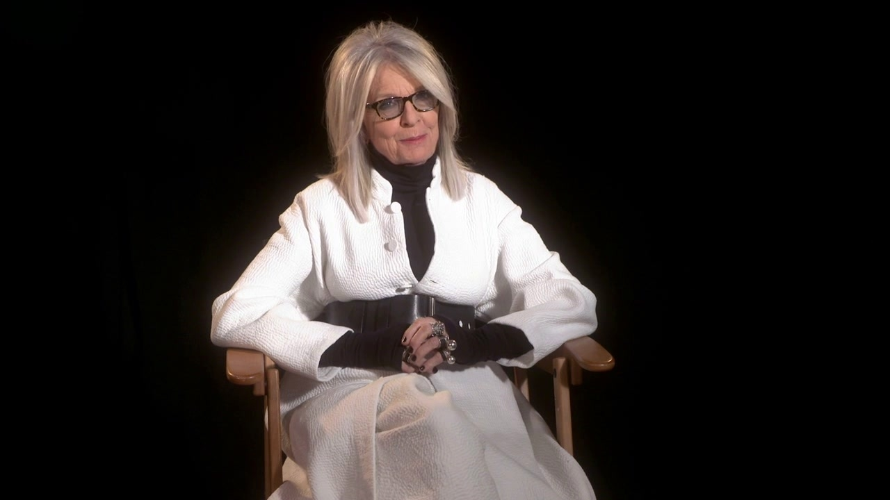 Poms: Diane Keaton On What Drew Her To The Project And To Her Character Martha