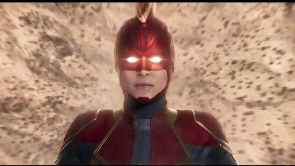 Captain Marvel (Home Ent. Trailer)