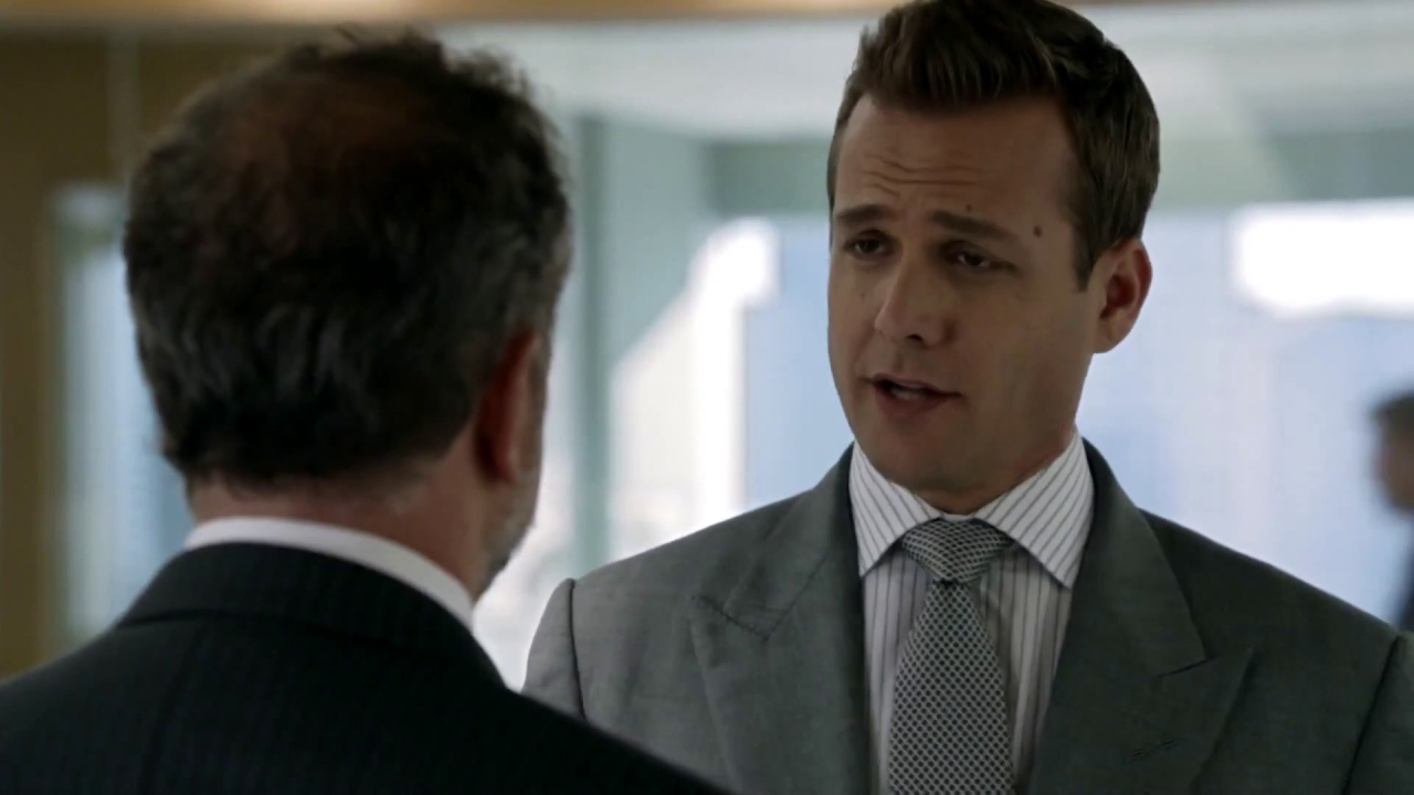 Suits: Does Jessica Trust Harvey?