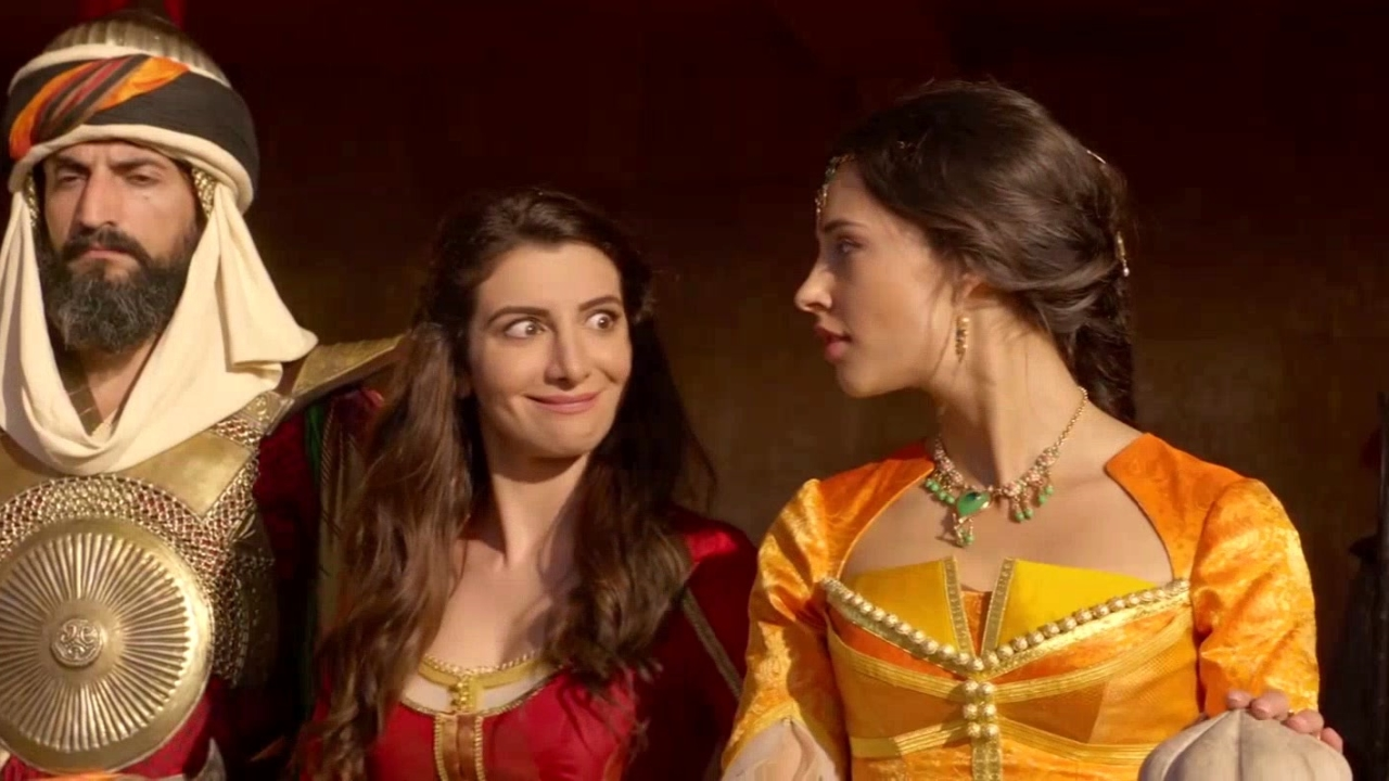 Aladdin: Dalia (TV Spot)