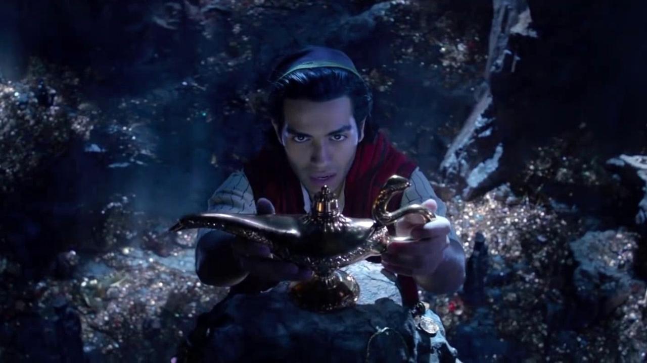 Aladdin: Stumbled On (TV Spot)