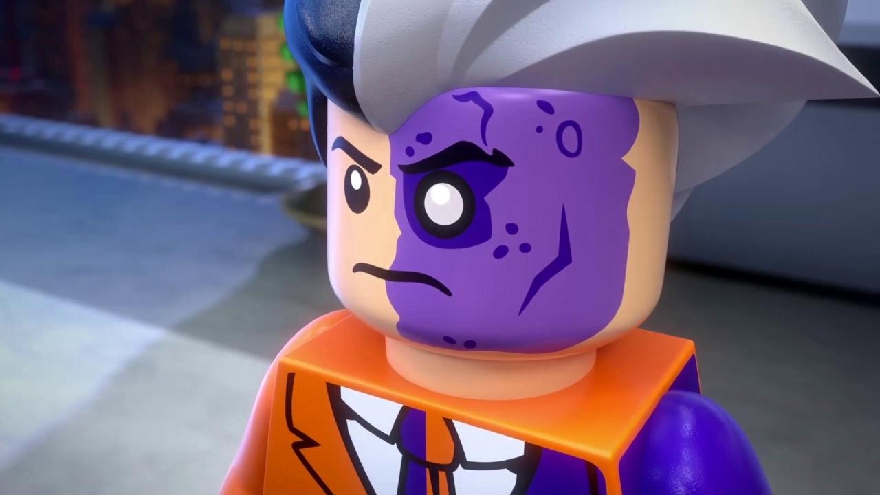 Lego DC: Batman: Family Matters (Home Ent Trailer)