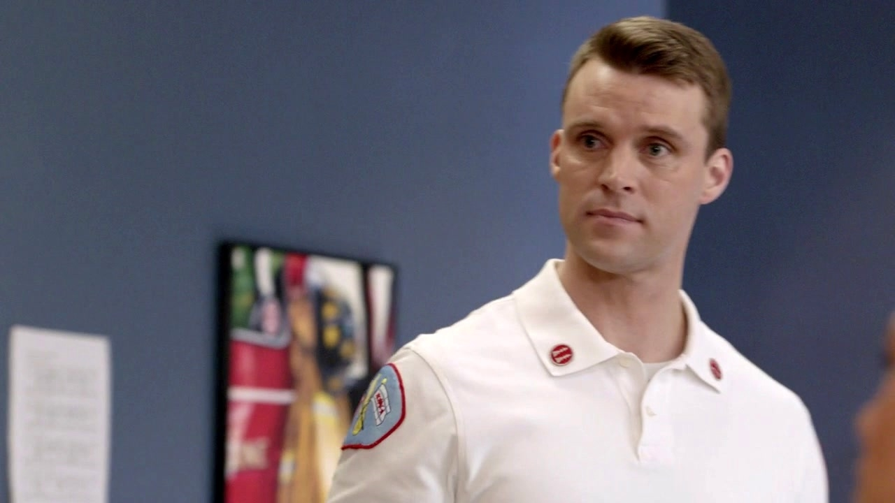 Chicago Fire: Getting Stress Out