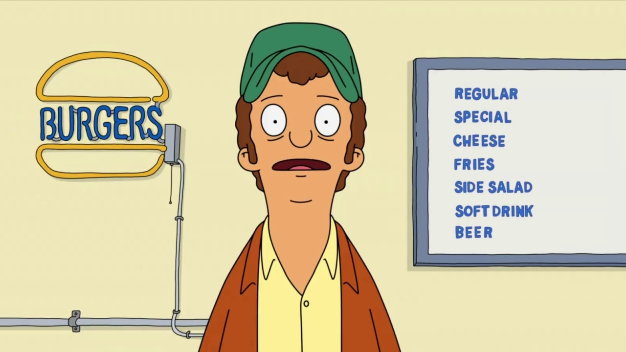 Bob's Burgers: Randy Wants To Shoot His Independent Film