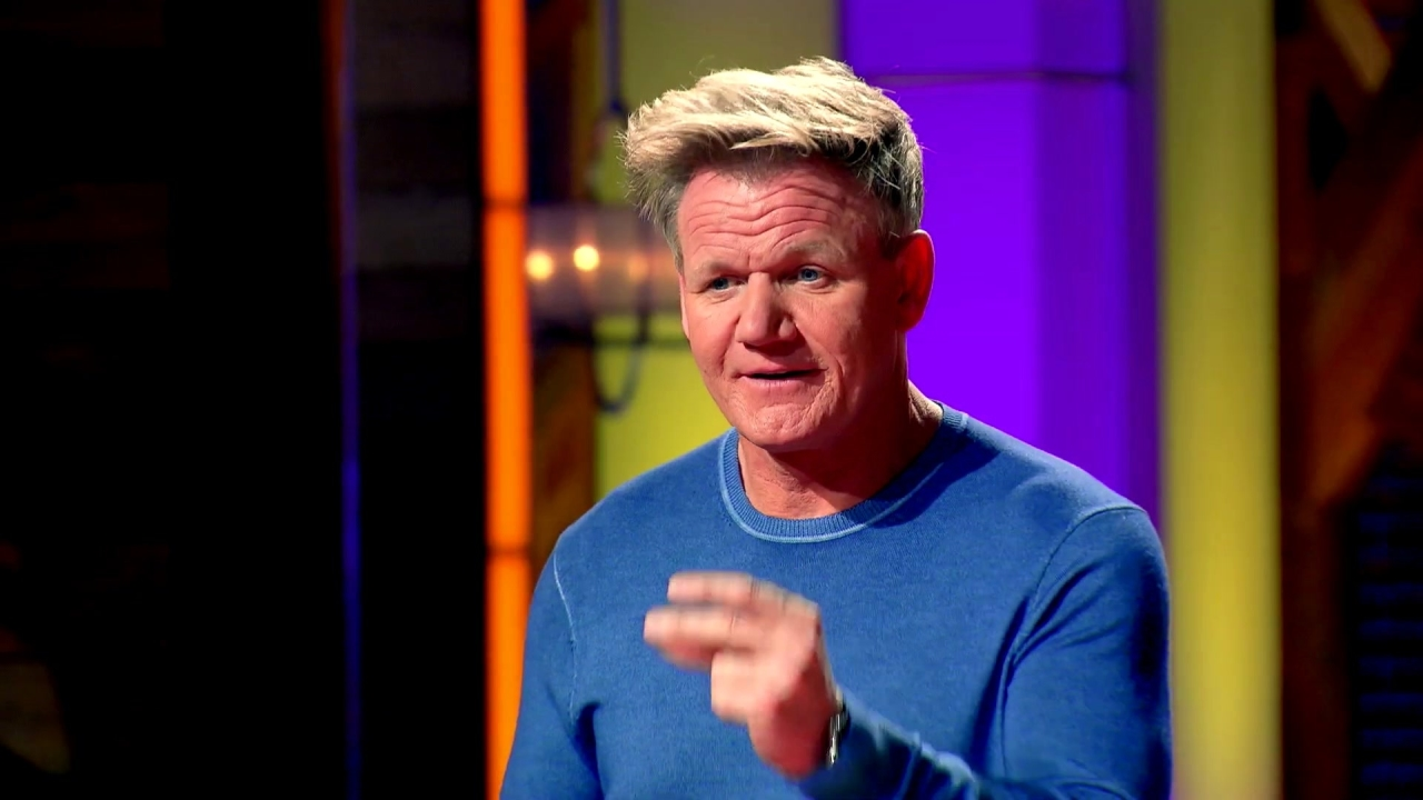 Masterchef Junior: The Kids Have Corn Dropped On Them