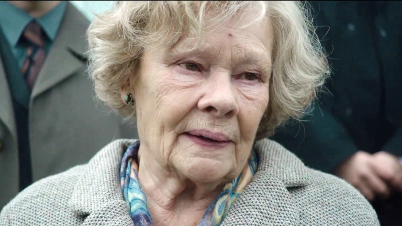 Red Joan: I Am Not A Traitor