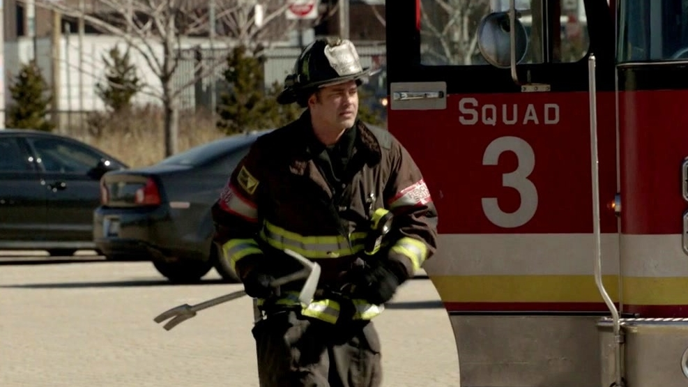 Chicago Fire: There's Someone In The Car