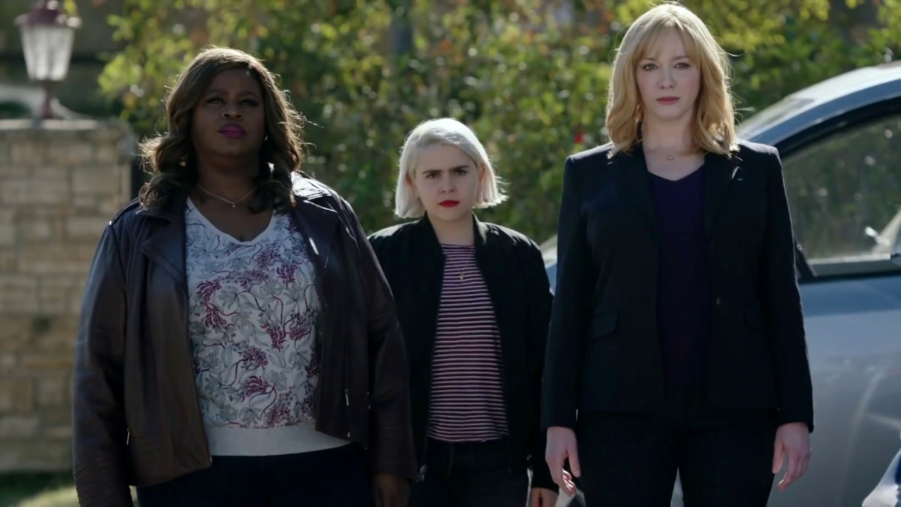 Good Girls: The Women Track Down Mary Pat