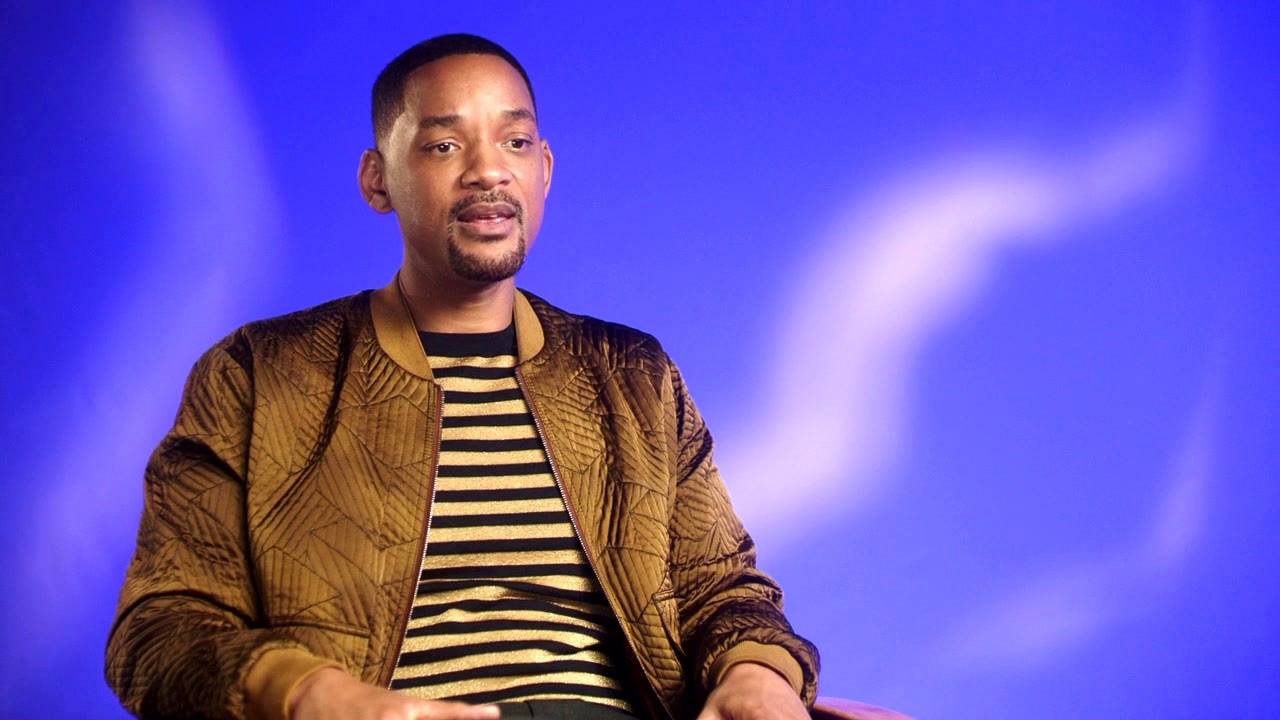 Aladdin: Will Smith On What Made This Role Appealing